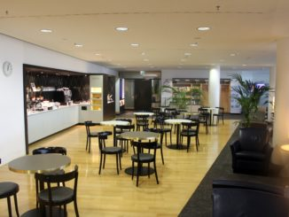 Aspire Lounge (Skyteam), Zürich Kloten, Schengen seating areas