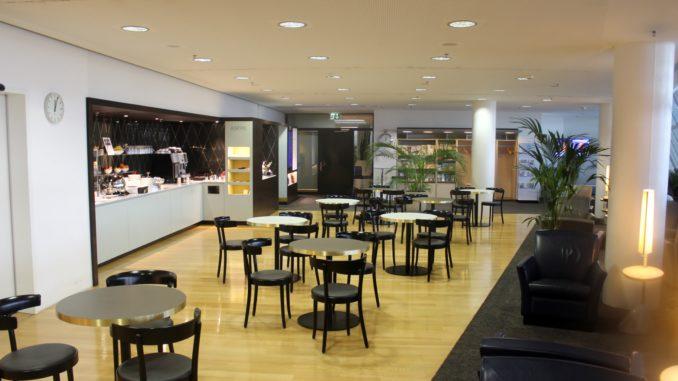 Aspire Lounge (Skyteam), Zürich Kloten, Schengen seating areas