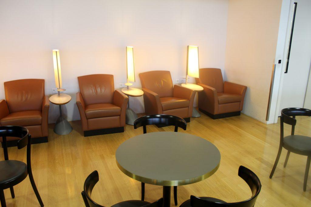 Aspire Lounge (Skyteam), Zürich Kloten, Schengen seating area