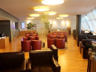 Dnata Skyview Lounge, Zürich Kloten interior