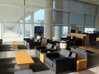 Sala VIP Colomer Lounge, Barcelona, Terminal 1 seating areas
