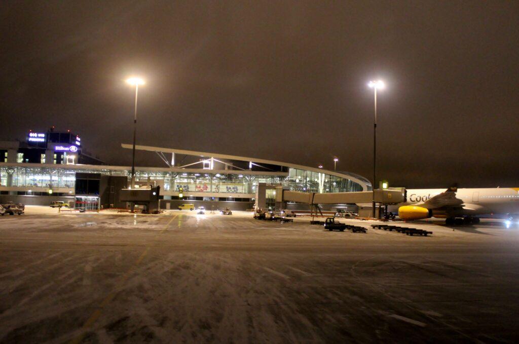 Finnair Business Class London Heathrow-Helsinki