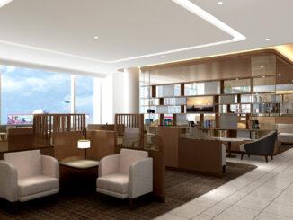 Hainan Airlines VIP Lounge, Beijing Capital airport