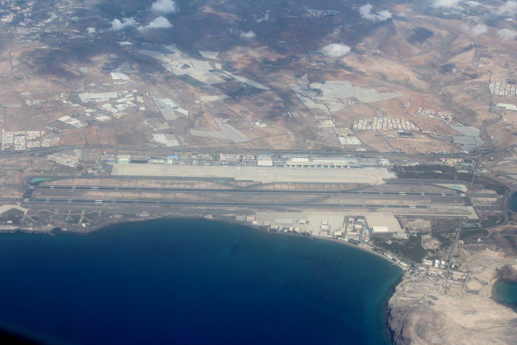 Binter Canarias Las Palmas-Tenerife