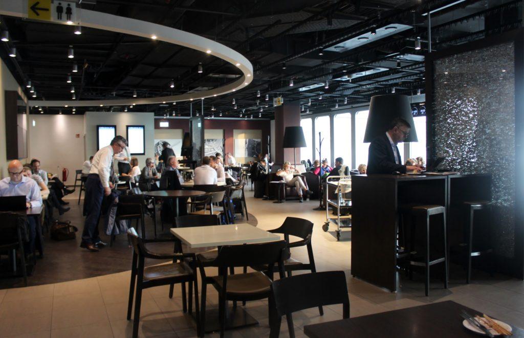 Hugo Junkers Lounge, Düsseldorf