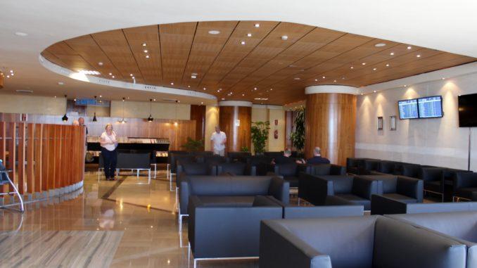 Sala Montana Roja Lounge, Tenerife South