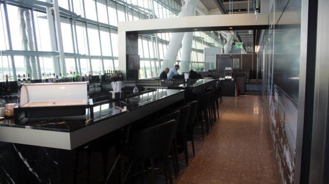 Plaza Premium Lounge, London Heathrow, Terminal 5