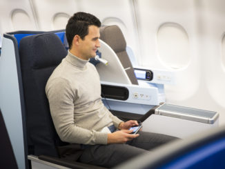 KLM new World Business Class on Airbus A330-300