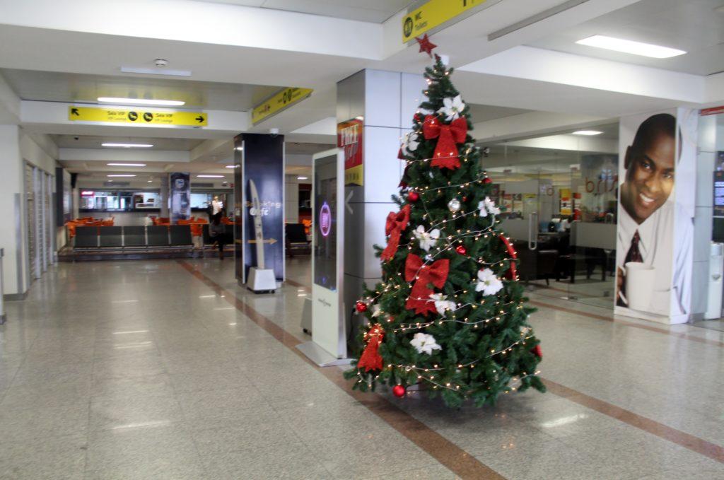 Luanda Quatro de Fevereiro Airport