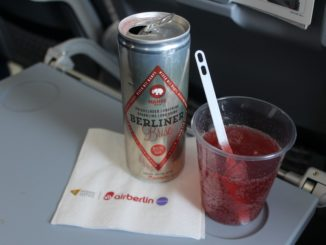 Air Berlin Berliner Brise cocktail