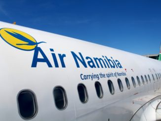Air Namibia Business Class Cape Town-Walvis Bay