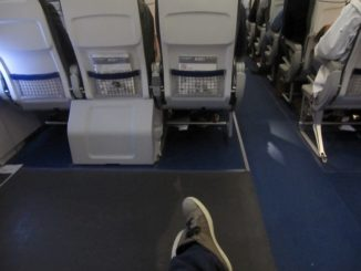 Best seat on the Lufthansa Airbus A321 with plenty of legroom