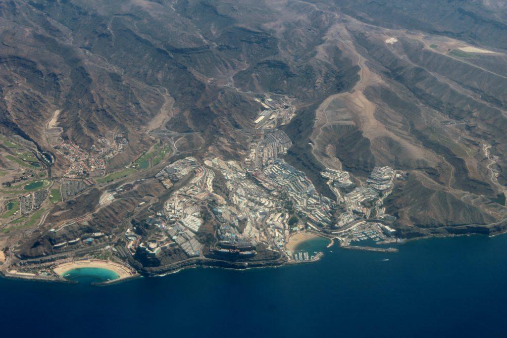Binter Canarias Tenerife South-Las Palmas