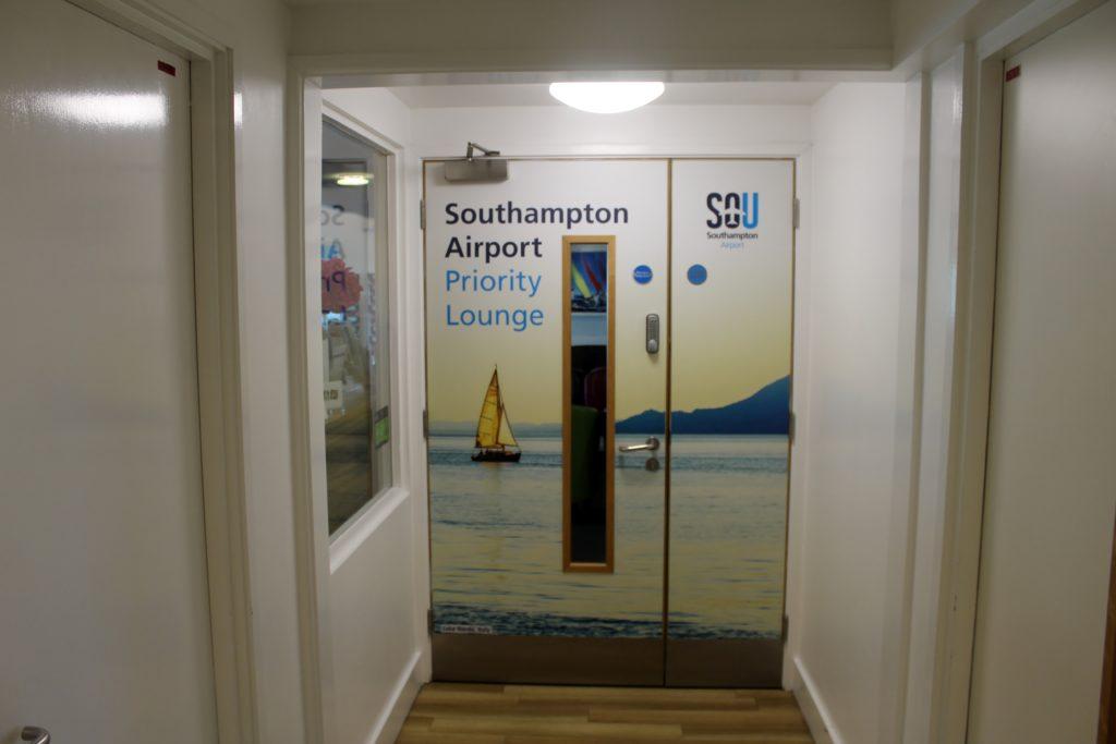 Breeze Priority Lounge, Southampton
