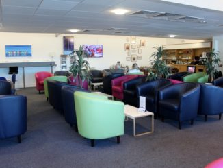 Breeze Priority Lounge, Southampton