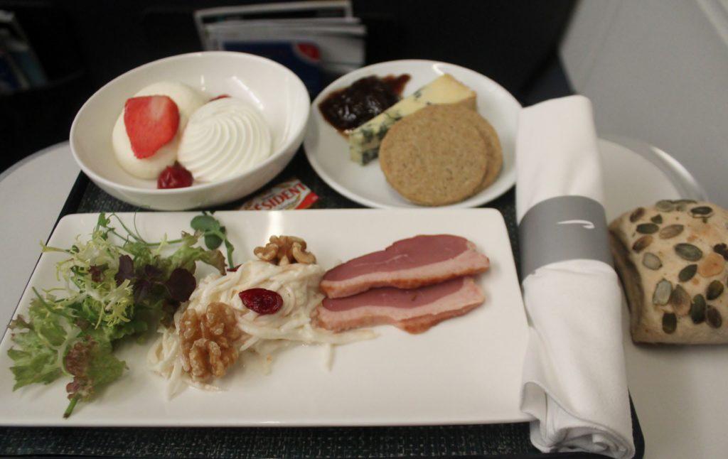 British Airways Business Class London-Stockholm