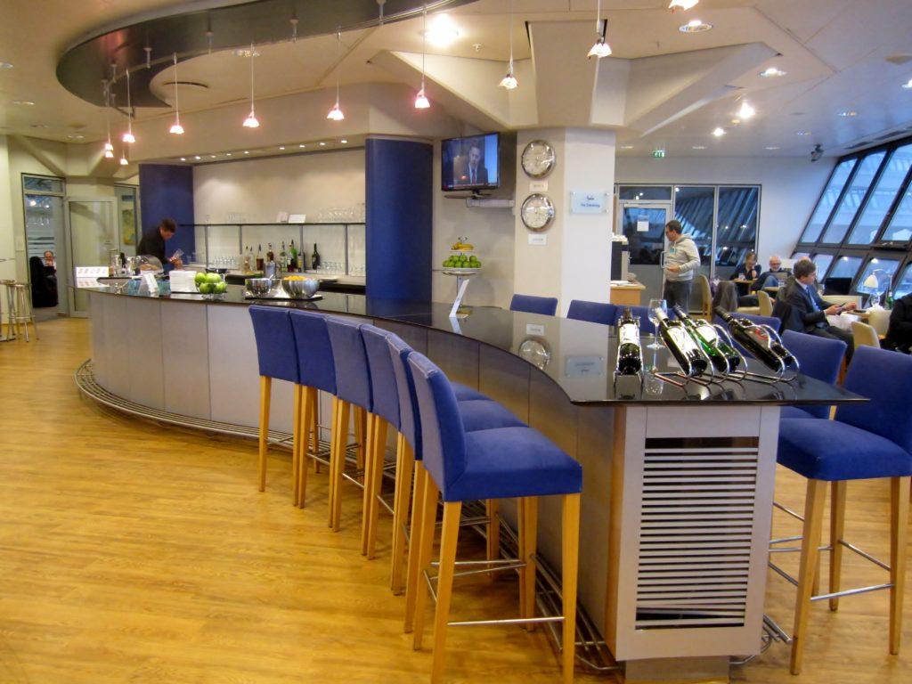 British Airways Terraces Lounge, Berlin Tegel