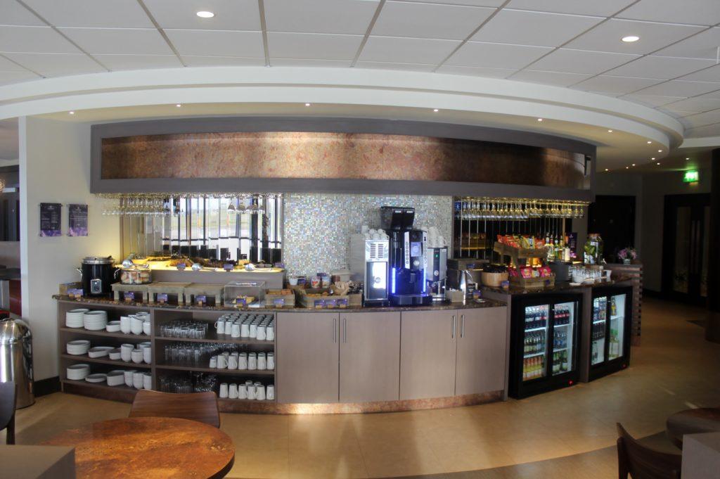 Causeway Lounge, Belfast International Airport