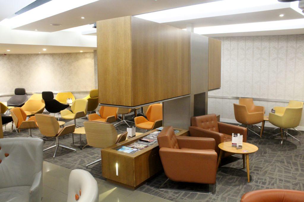 Escape Lounge, Manchester Airport terminal 1