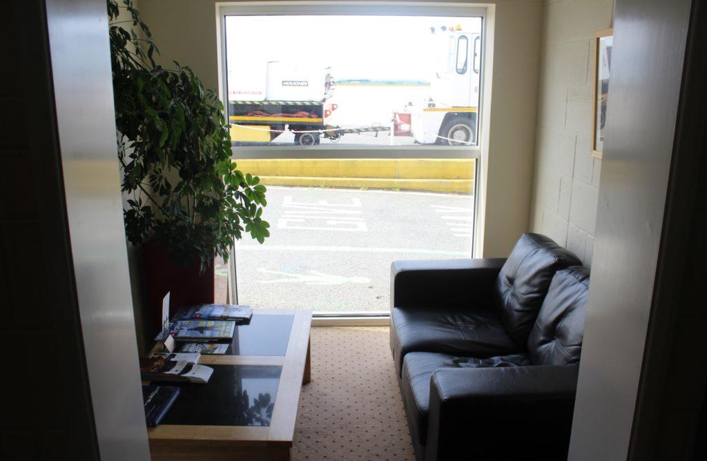 Executive Lounge, Newquay Cornwall
