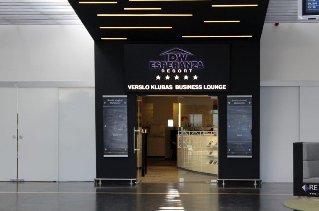 IDW Esperanza Resort Business Lounge, Vilnius