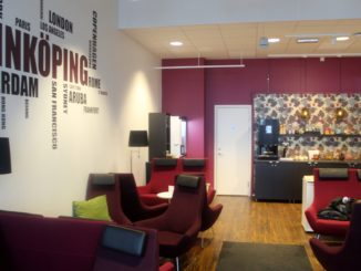 Linköping City Airport Business Lounge