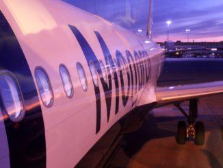 Monarch Airlines Stockholm Arlanda-Birmingham