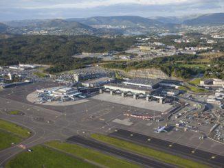 New terminal at Bergen Flesland airport