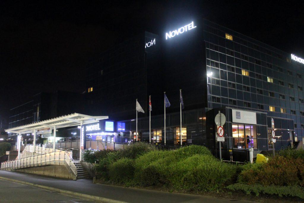 Novotel Birmingham Airport Hotel