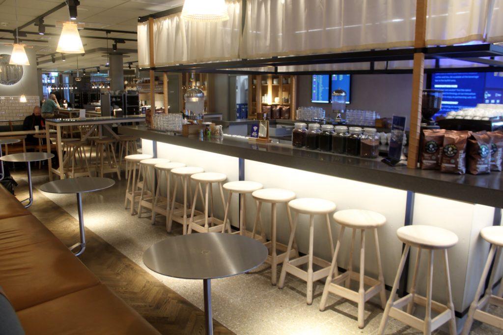 SAS Domestic Lounge, Oslo Gardermoen