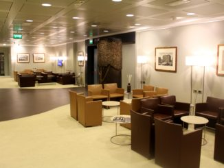 Sala Piranesi Lounge, Milan Linate