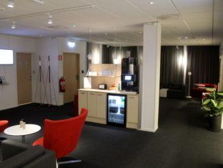 Skavsta Airport Business Lounge, Stockholm Skavsta