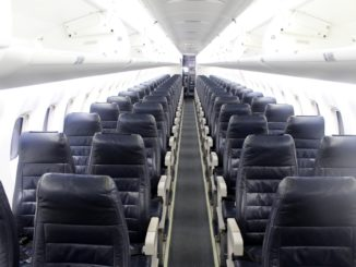 Air Baltic Economy Class Stockholm Arlanda-Riga