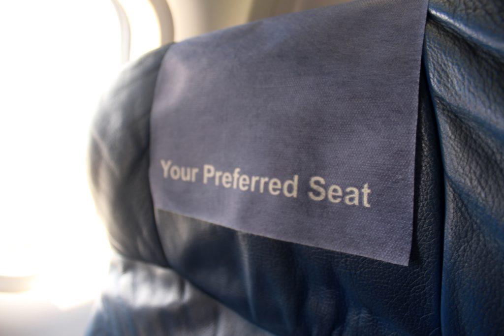 Air Serbia Economy Class Belgrade-Sofia