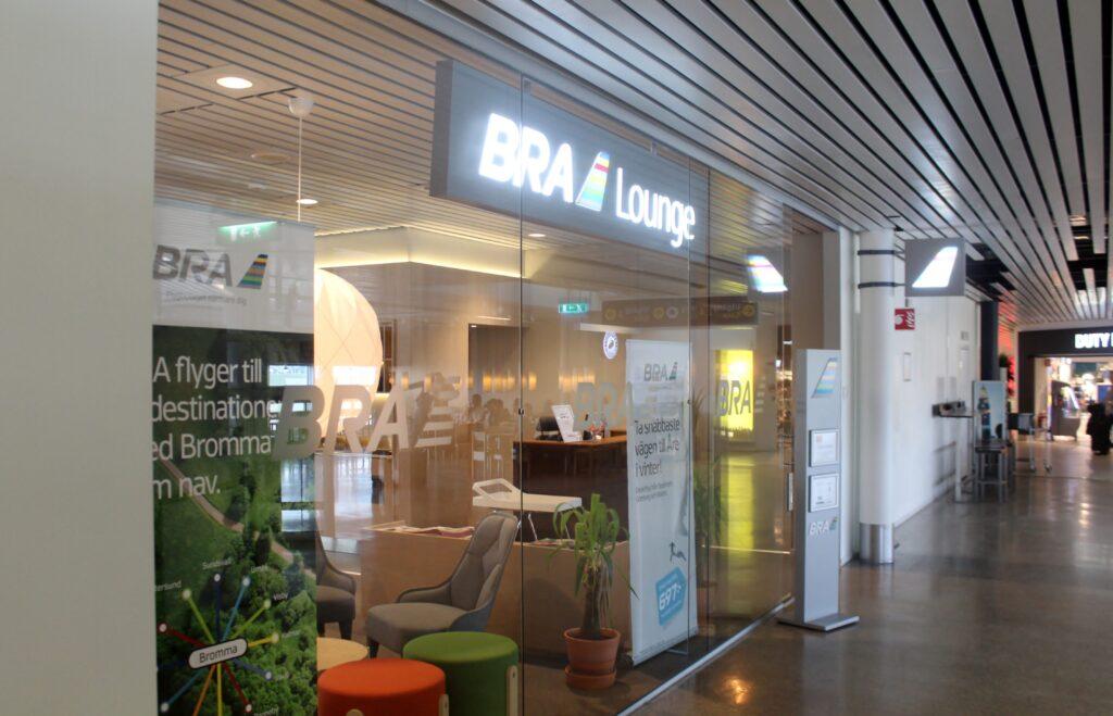 BRA Lounge Malmö Sturup