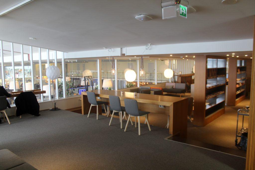 BRA Lounge, Stockholm Bromma