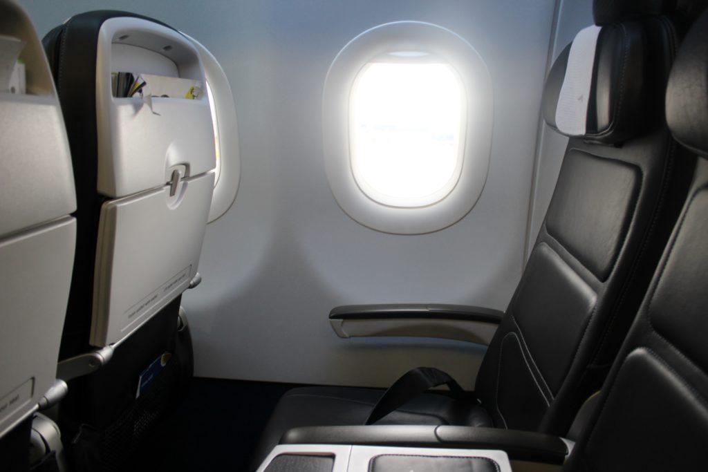 British Airways new shorthaul Business Class seat