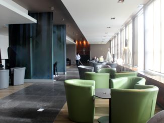 Diamond Lounge, Brussels, Pier B