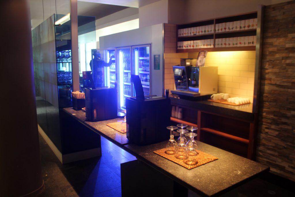 Diamond Lounge, Brussels, Pier B