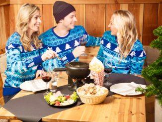 KLM Christmas jumper