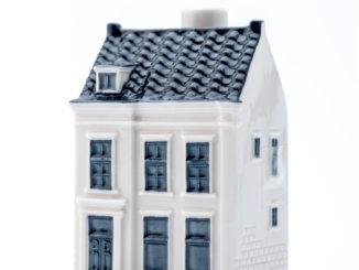KLM Delftware House no 98