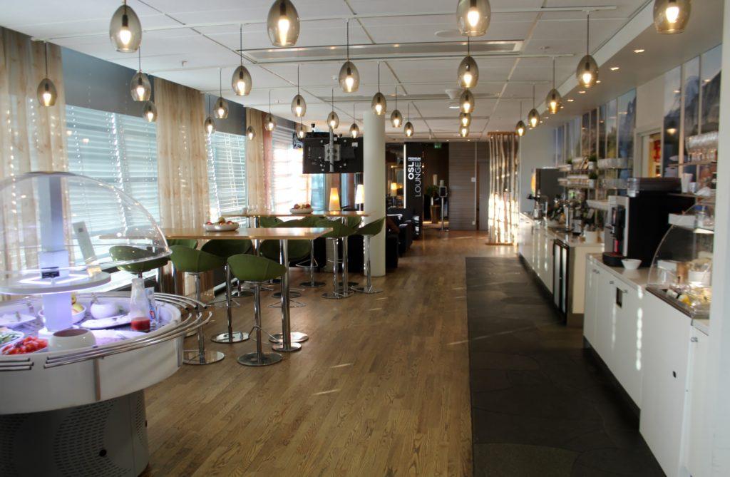 OSL Lounge, Oslo Gardermoen