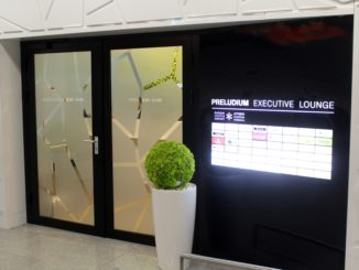 Preludium Lounge, Warsaw Chopin airport
