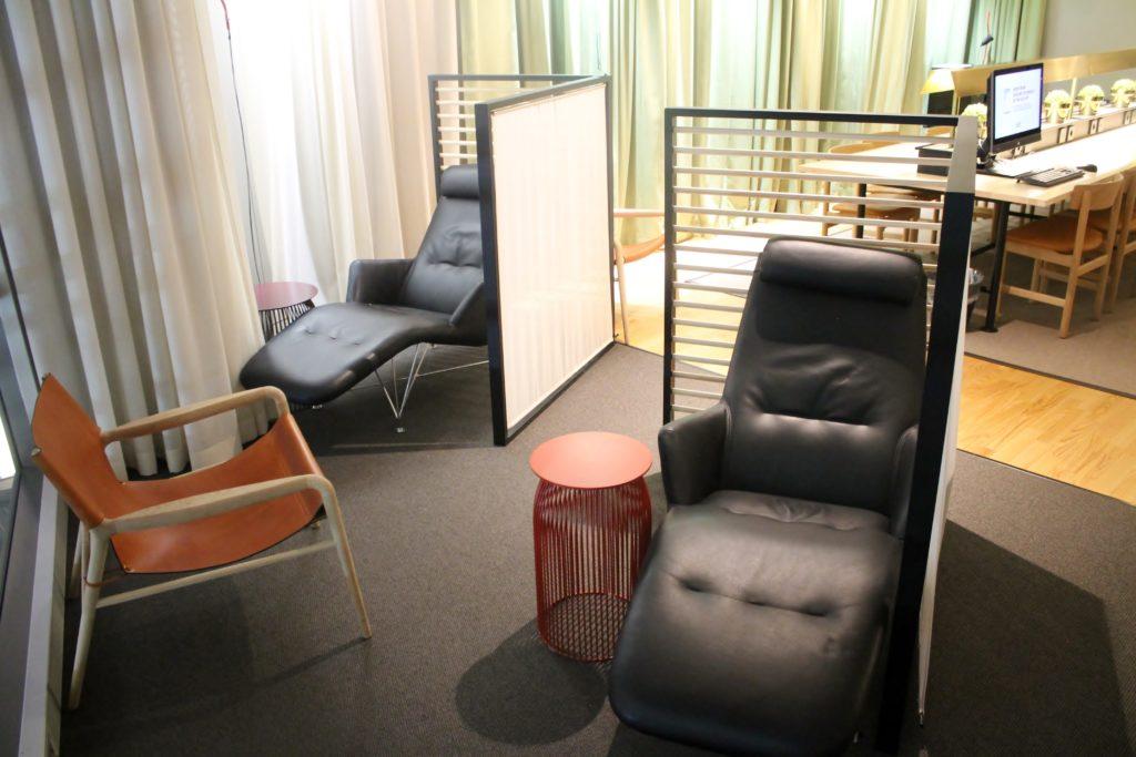 SAS Gold Lounge, Oslo Gardermoen