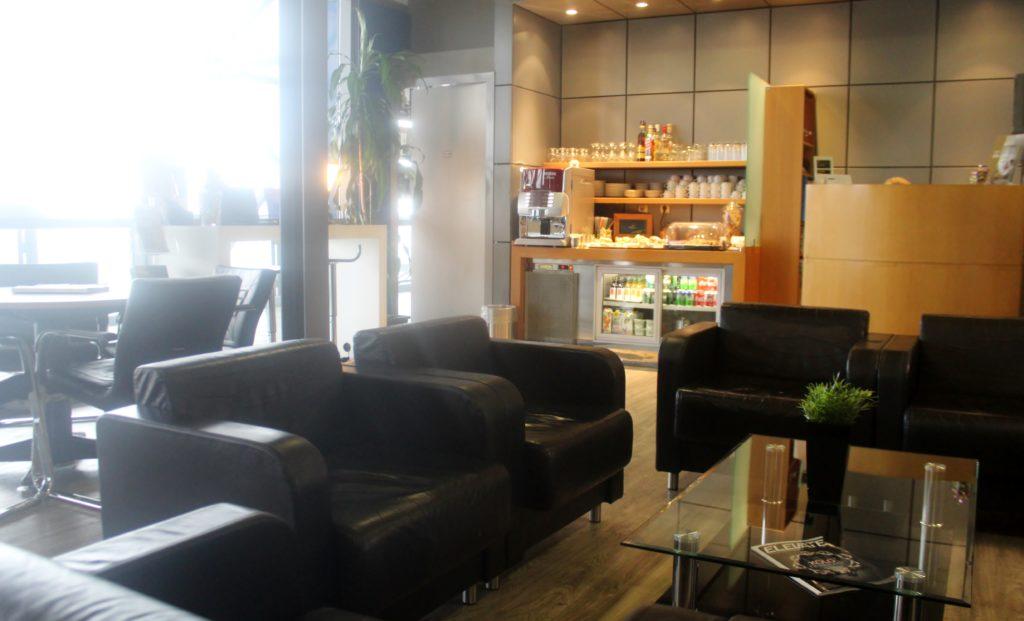 Skyserv Manolis Andronikos Lounge, Thessaloniki