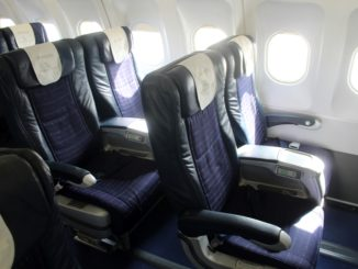 South African Airways Business Class Windhoek-Johannesburg
