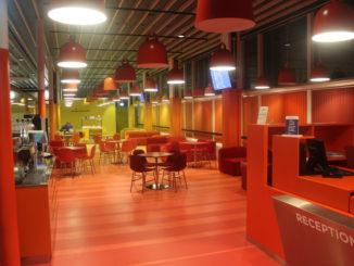 The new Atelier Relaxium Lounge at Copenhagen Airport