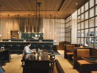 The new Cathay Pacific Lounge in Vancouver