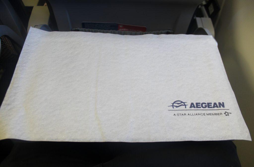 Aegean Airlines Business Class Thessaloniki-Munich