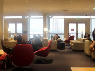 Aegean Airlines Business Lounge, Thessaloniki